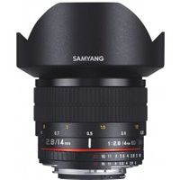 Samyang 14mm f/2.8 ED IF UMC