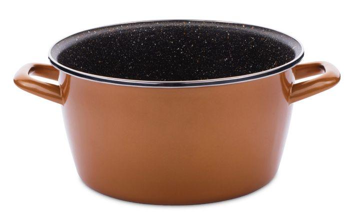 Hrnec ze sady nádobí Grande Stone Legend CopperLUX