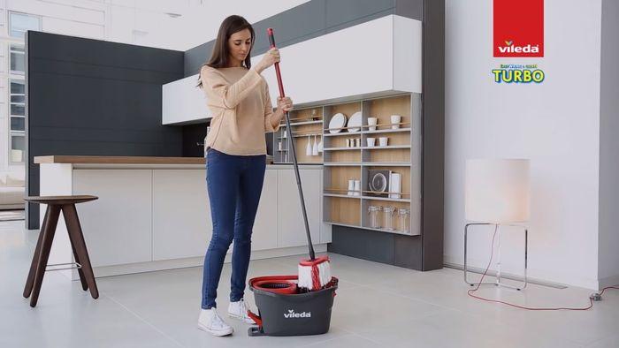 Mop a vědro Vileda Easy Wring & Clean Turbo
