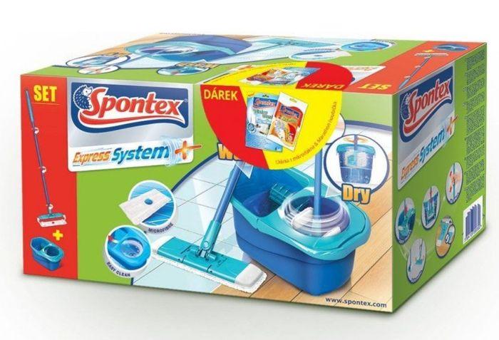 Spontex Express System Plus balení