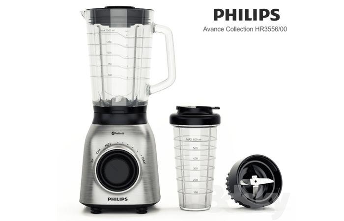 Stolní mixér Philips HR 3556/00
