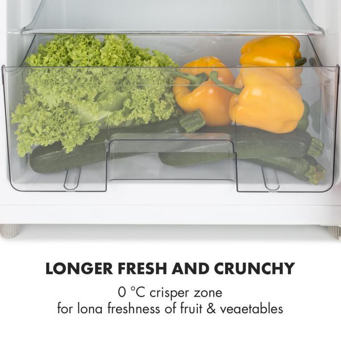 Klarstein Audrey – udržování čerstvého ovoce a zeleniny