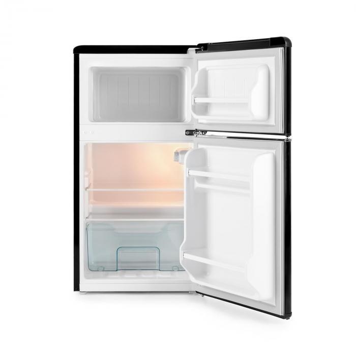 Klarstein Monroe Black – otevřená chladnička