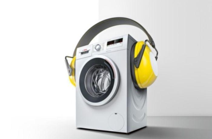 Pračka Bosch WLT20460BY má tichý chod