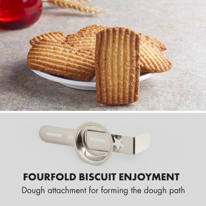 Klarstein Curve Plus nástavec na sušenky