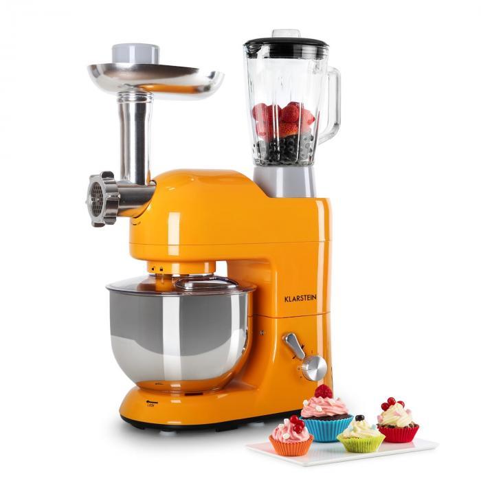 Kuchyňský robot Klarstein Lucia Orangina recenze