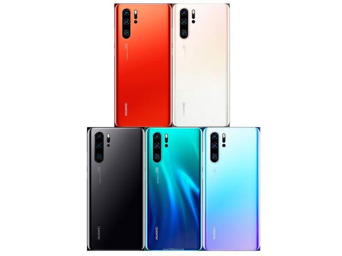 Fotomobil Huawei P30 Pro 8GB / 256GB v 5 barevných provedeních