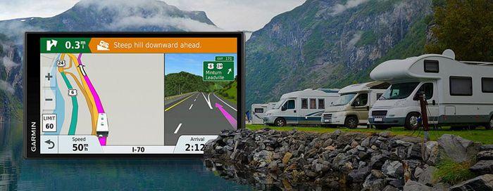 GPS navigace do auta Garmin Drive 61S Lifetime Europe 45