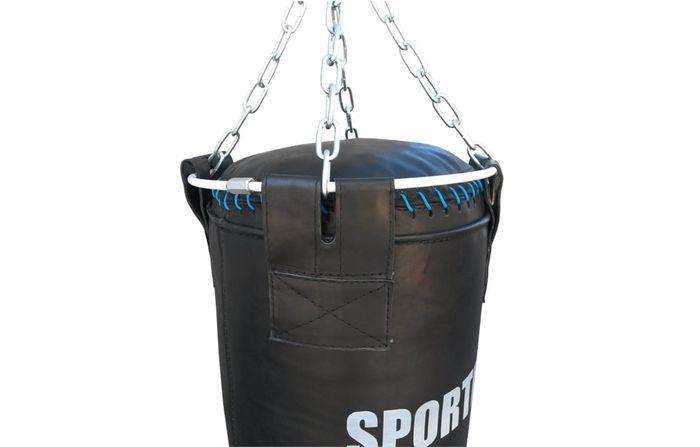 Boxovací pytel SportKO Leather 35 x 110 cm recenze