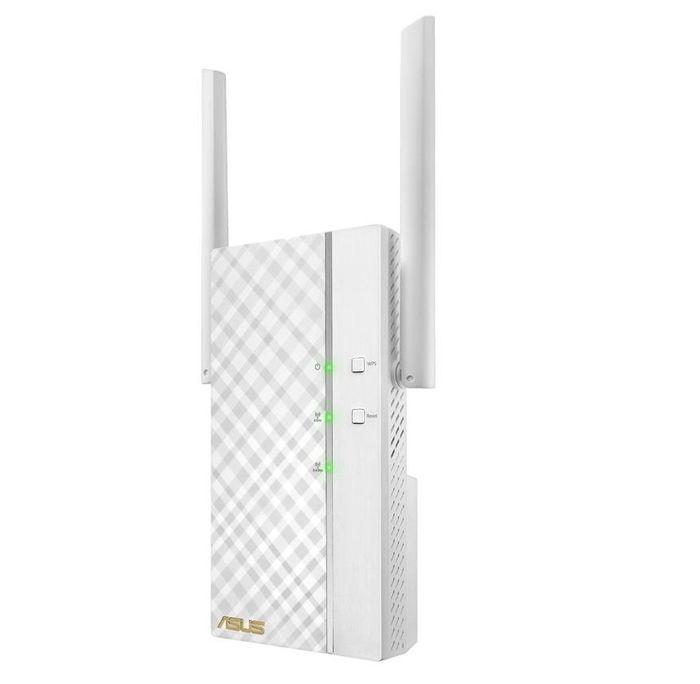 WiFi extender do zásuvky Asus RP-AC66