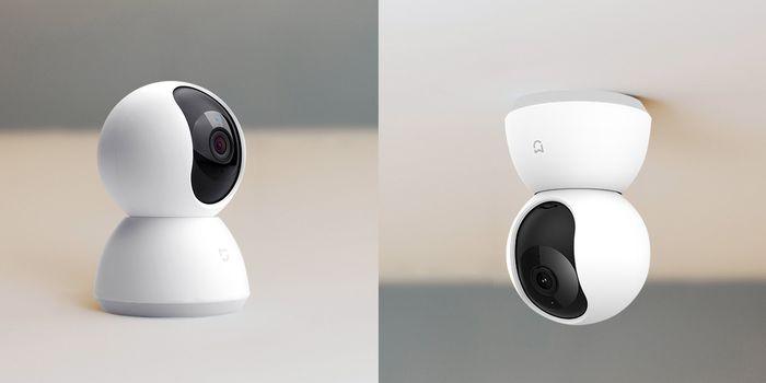 Instalace kamery Xiaomi Mi Home Security Camera 360° 1080P