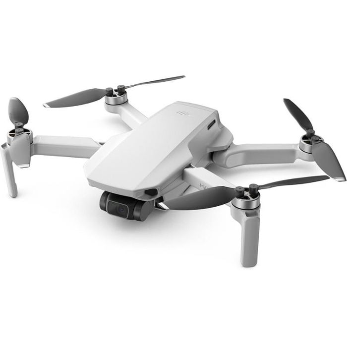 Dron DJI Mavic Mini Fly More Combo recenze