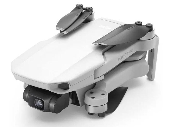 DJI Mavic Mini Fly More Combo složený mini dron
