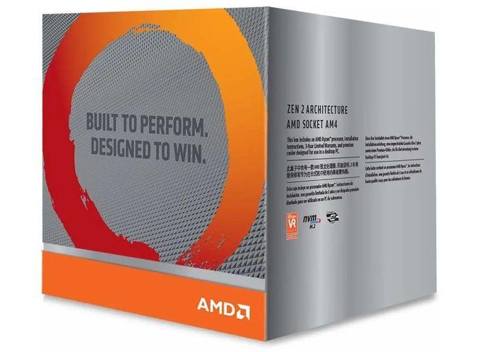 AMD Ryzen 9 3900X popis