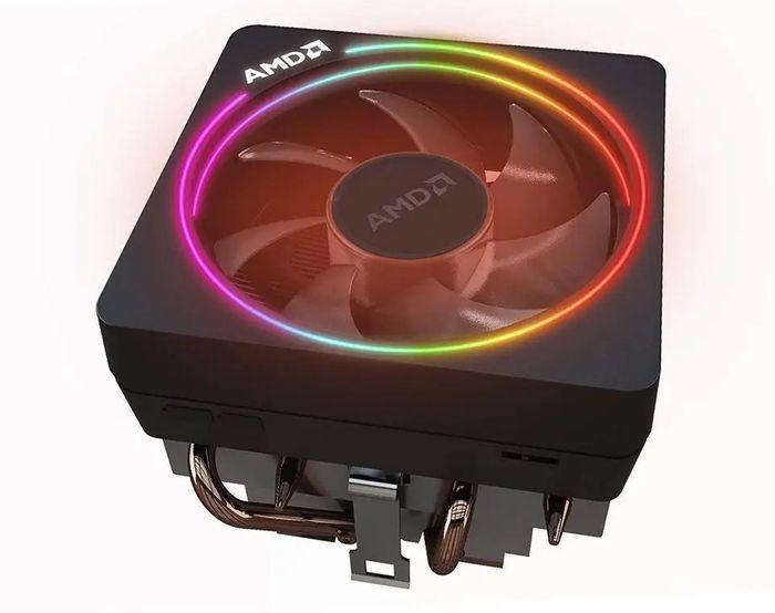 AMD Ryzen 9 3900X chladič