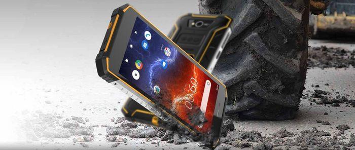 myPhone Hammer Energy 2 odolnost