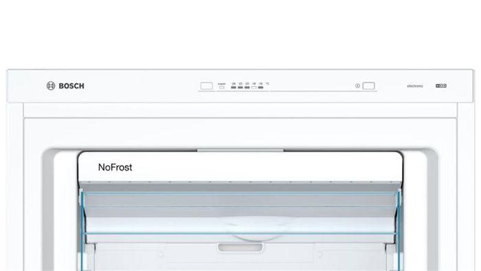 Bosch GSN58VWEV s funkcí NoFrost