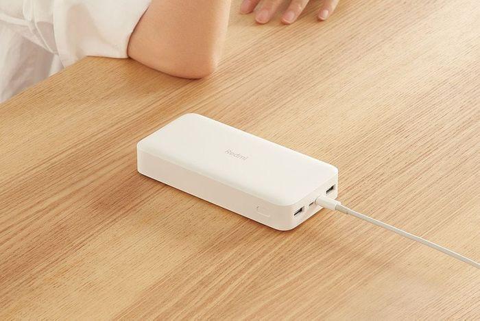 Powerbanka Xiaomi Redmi 18W Fast Charge