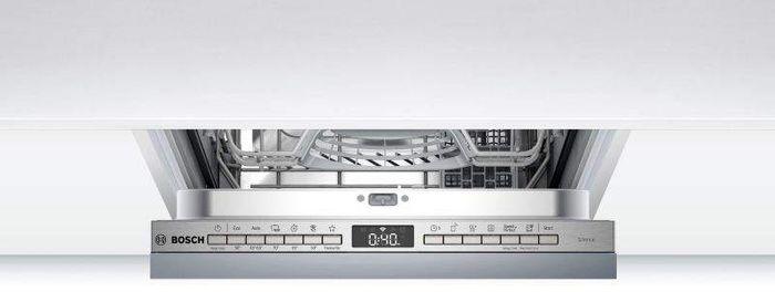 Bosch SPV4HKX33E ovládání