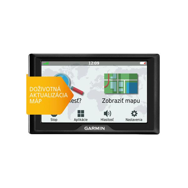 Recenze navigace Garmin Drive 50 LMT