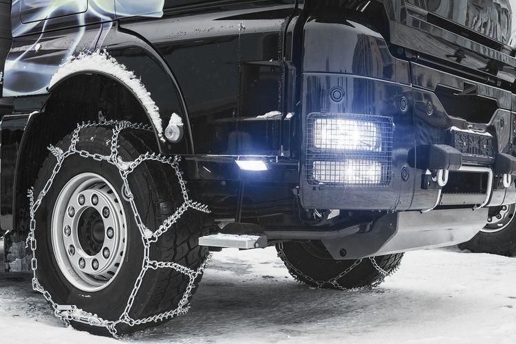 Sněhové řetězy pro SUV