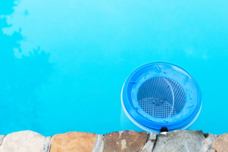 Bazénový vodní filtr