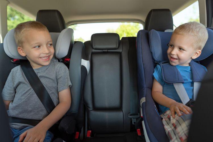Autosedačka pro větší děti