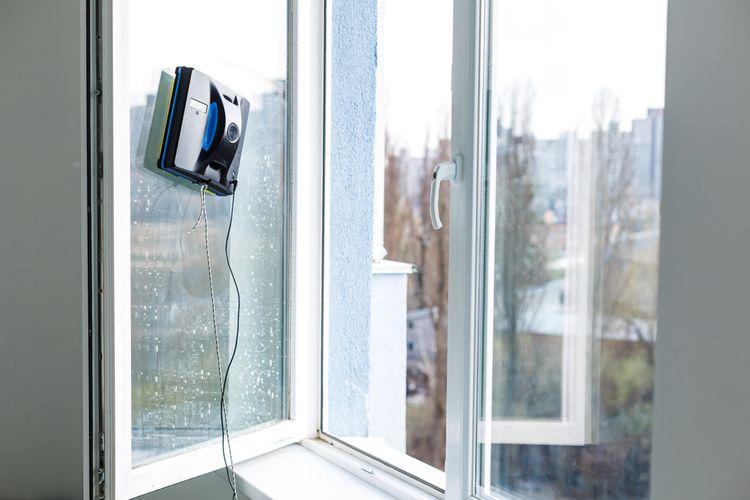Robotický čistič oken