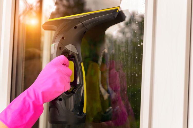 Ruční čistič oken