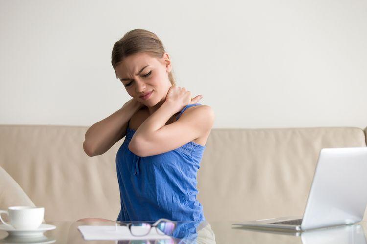 Při bolesti svalů pomáhá tepelná terapie