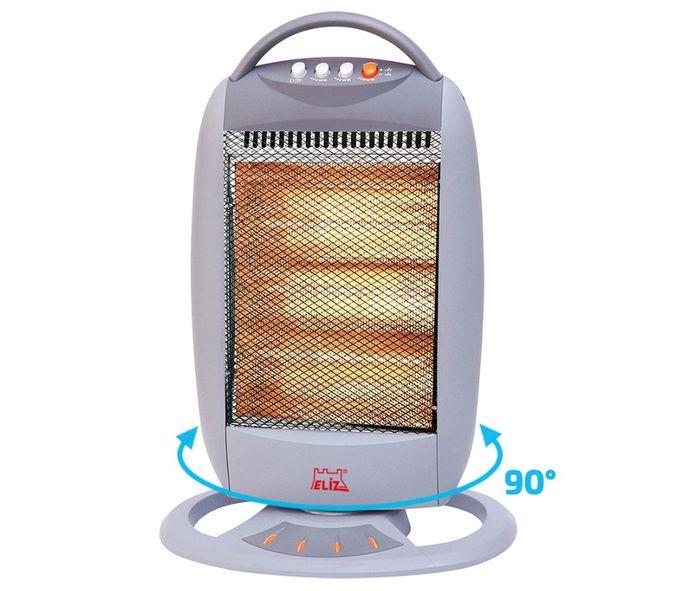 Ohřívání vzduchu pomocí infrazářiče Eliza ehh 120