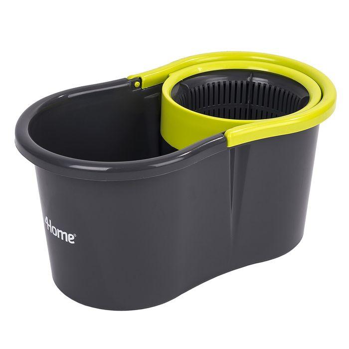 4home Rapid Clean vědro se ždímacím košíkem