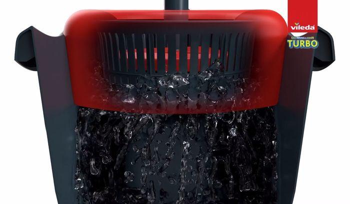 Ždímací systém kbelíku Vileda Easy Wring & Clean Turbo