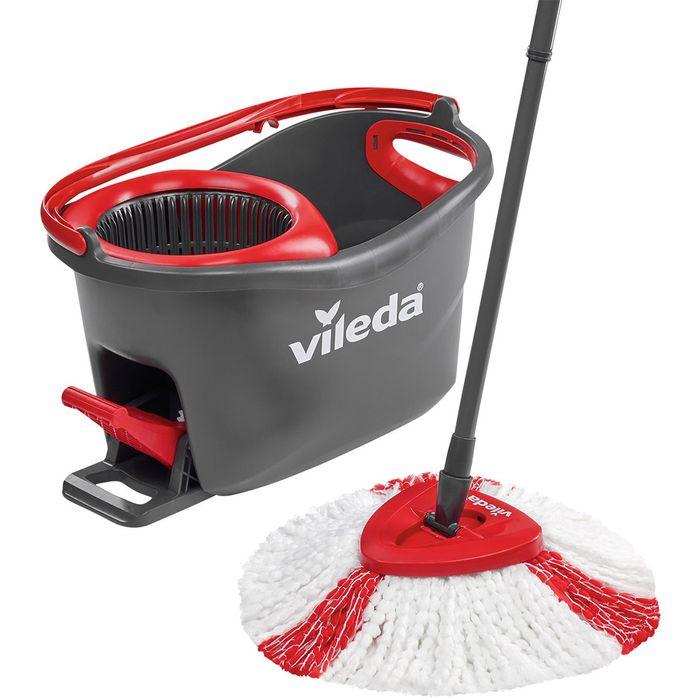 Vileda Easy Wring & Clean Turbo recenze
