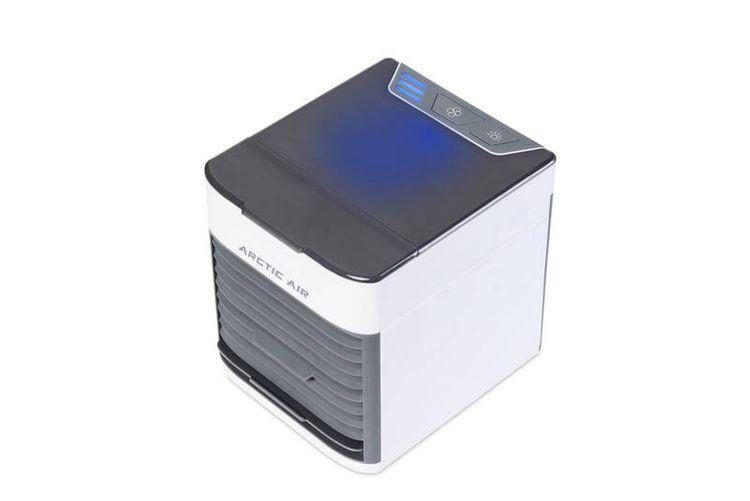 Ovládání přenosného ochlazovače Rovus Ultra 3v1 je jednoduché