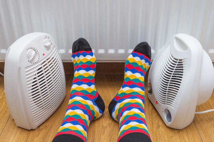 Teplovzdušné ventilátory mohou disponovat různými funkcemi