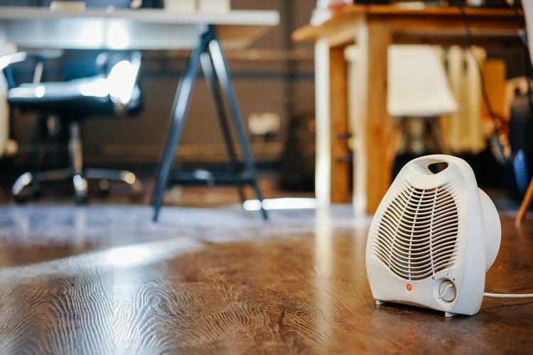 Jak vybrat teplovzdušný ventilátor?