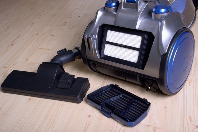 Bezsáčkový vysavač s HEPA filtrem