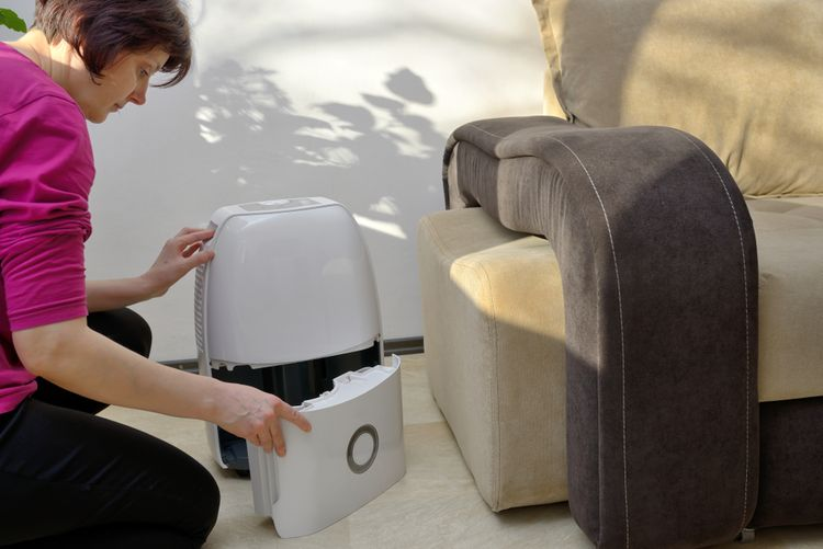 Čištění mobilní klimatizace