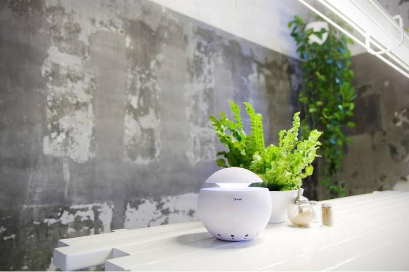 Designová čistička vzduchu