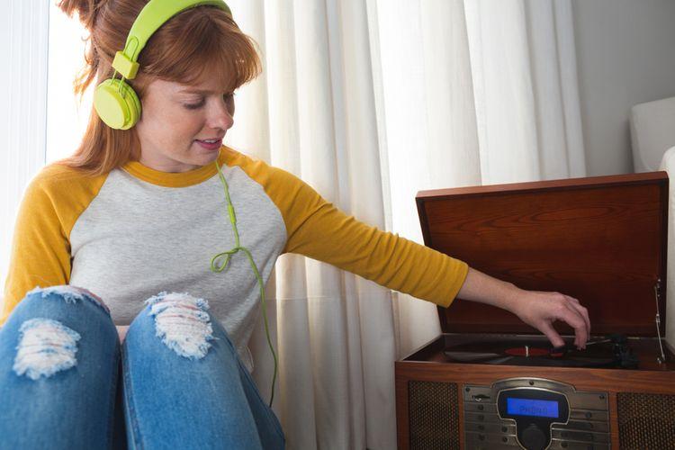 HiFi gramofon