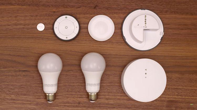 Inteligentní osvětlení od Ikea