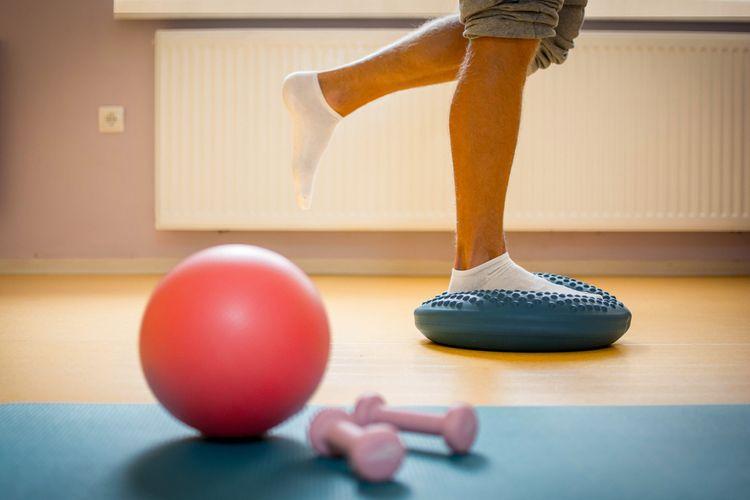 Nejlepší balanční podložka na sezení i cviky. Recenze pomohou s výběrem