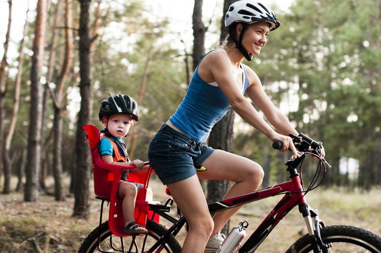 Cyklosedačka pro děti