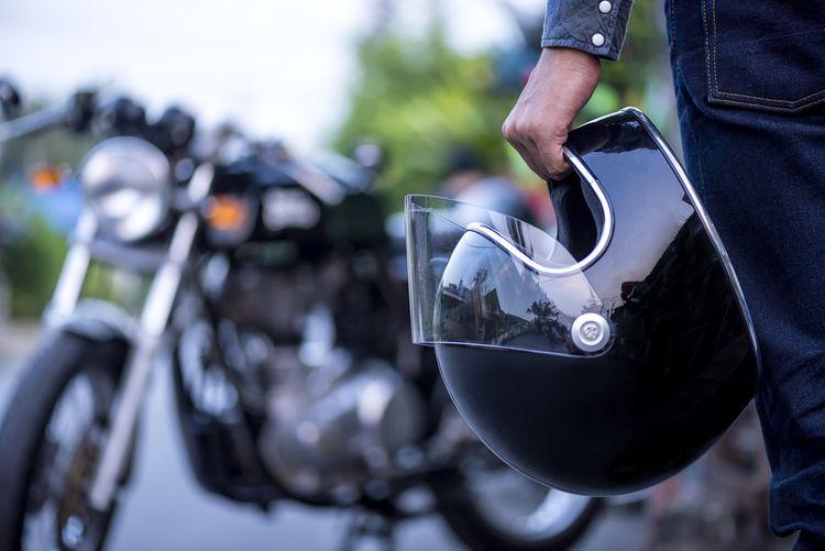 Jak vybrat přilbu na motorku, skútr nebo čtyřkolku?