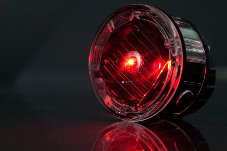 LED světlo na kolo s dlouhou výdrží