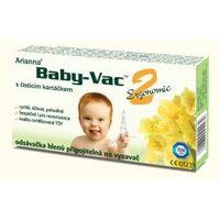 Arianna Baby Vac 2 odsávačka hlenů