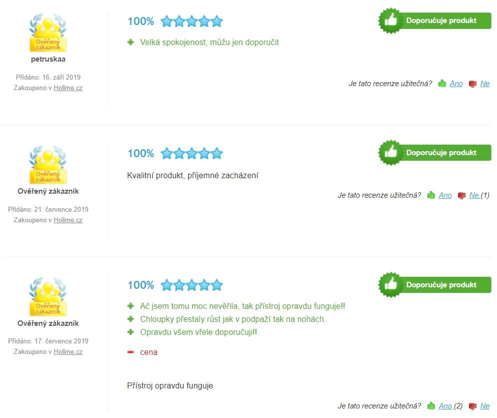Recenze a zkušenosti s epilátorem Philips Lumea Prestige IPL BRI956/00