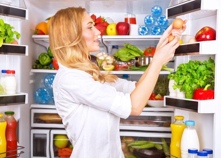 Americké chladničky disponují velkým chladicím prostorem