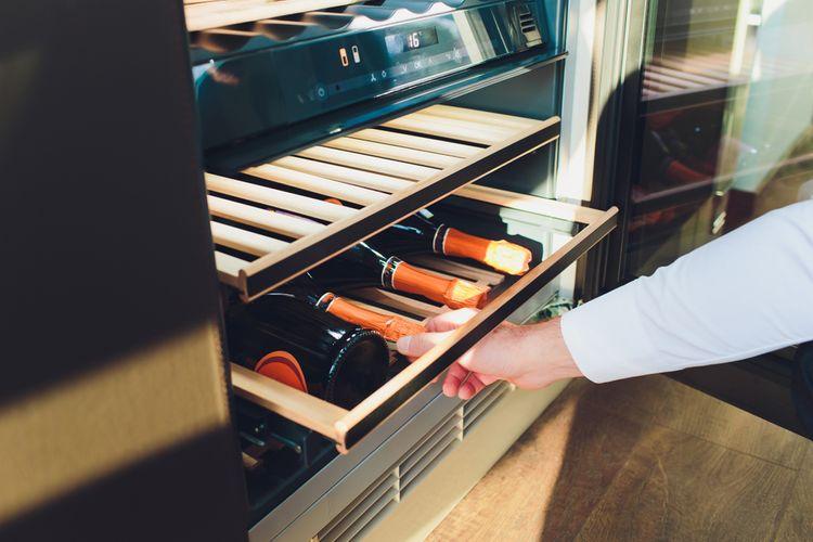 Chladnička na víno – jak vybrat
